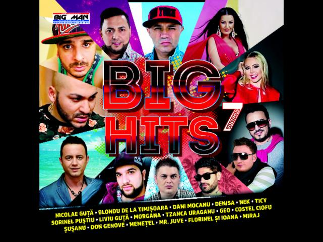 Big Hits Volumul 7 CD Audio