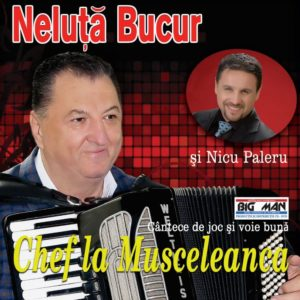 neluta bucur album de populara cd audio