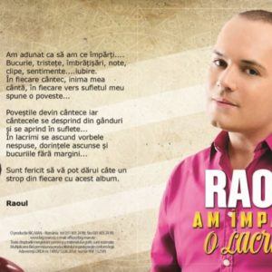 cd audio raoul