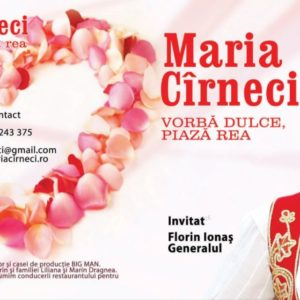 cd audio - maria cirneci