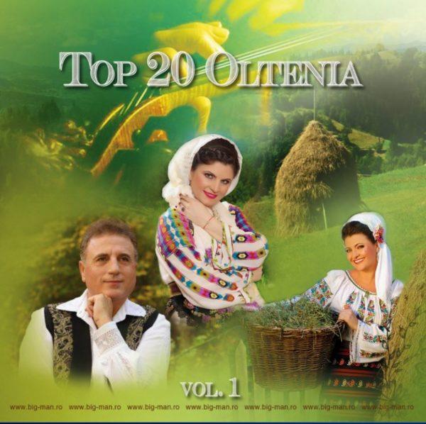 top 20 oltenia - cd audio