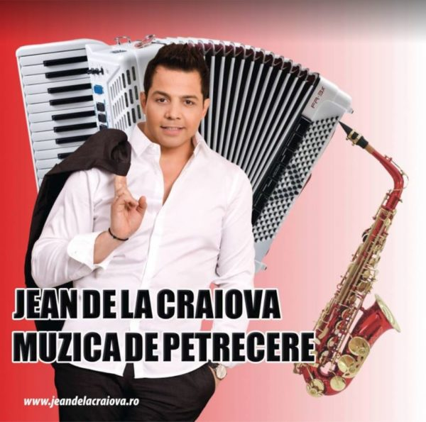 ALBUM MUZICA DE PETRECERE - JEAN DE LA CRAIOVA
